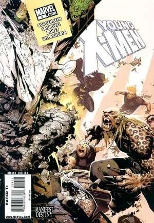 Young X-Men (2008-2009)#9A