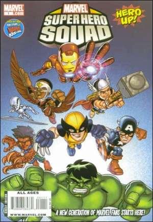 Marvel Super Hero Squad: Hero Up! (2009)#1A