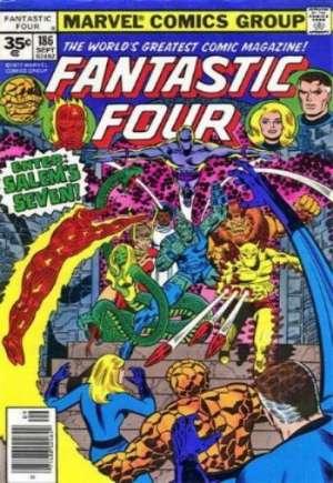 Fantastic Four (1961-1996)#186B