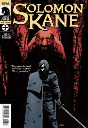 Solomon Kane (2008-2009)#4