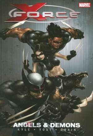 X-Force (2008-2010)#TP Vol 1