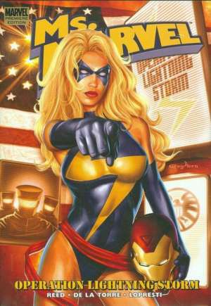 Ms. Marvel (2006-2010) #HC Vol 3