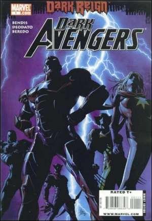 Dark Avengers (2009-2010)#1B