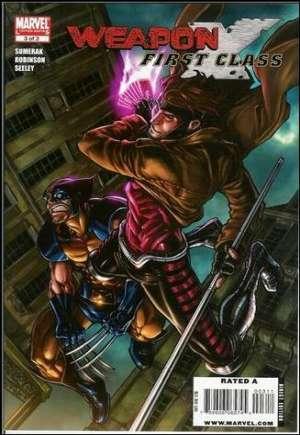 Weapon X: First Class (2009)#3