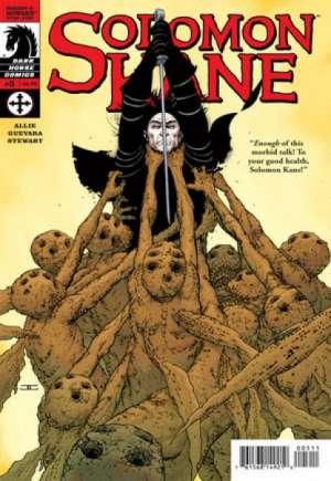 Solomon Kane (2008-2009)#5