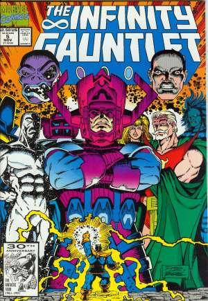 Infinity Gauntlet (1991)#5B