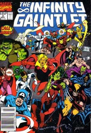 Infinity Gauntlet (1991)#3A