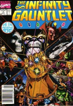 Infinity Gauntlet (1991)#1A