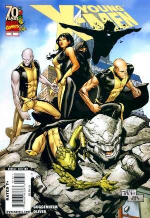 Young X-Men (2008-2009)#10
