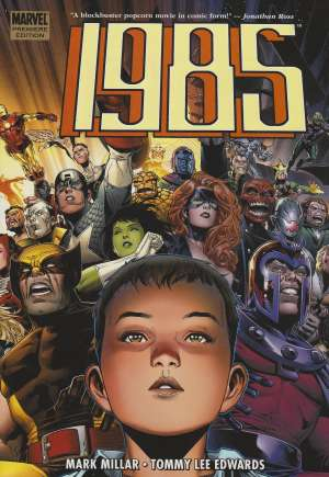 Marvel 1985 (2008)#HCB