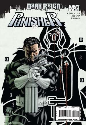 Punisher (2009-2010)#2A
