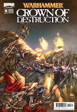 Warhammer: Crown of Destruction#4C