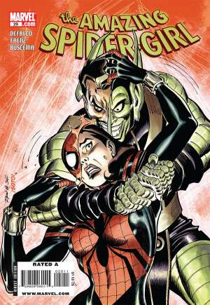 Amazing Spider-Girl (2006-2009)#29