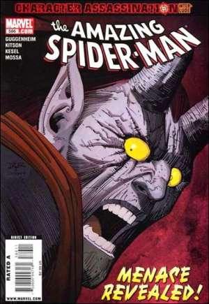 Amazing Spider-Man (1999-2014)#586