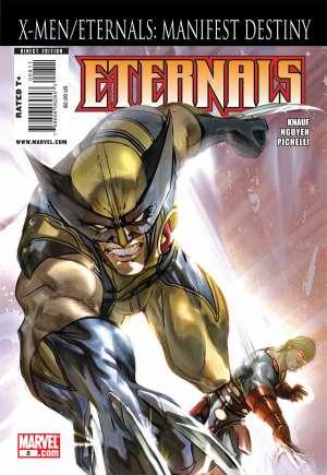 Eternals (2008-2009)#8