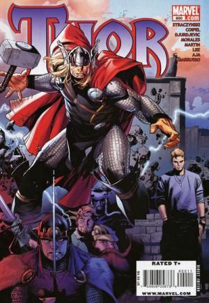 Thor (2007-2011)#600A