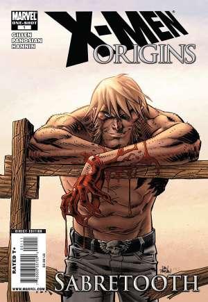 X-Men Origins: Sabretooth (2009)#One-ShotB