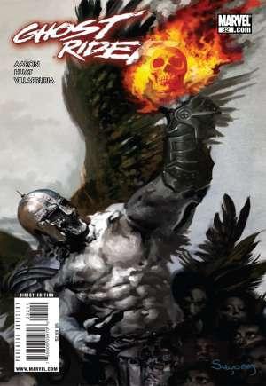 Ghost Rider (2006-2009)#32