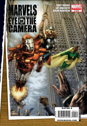 Marvels: Eye of the Camera (2009-2010) #4A