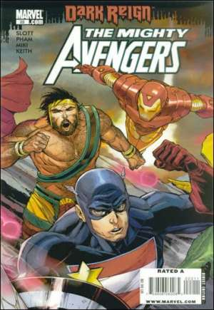 Mighty Avengers (2007-2010)#22