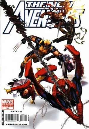 New Avengers (2005-2010)#50C