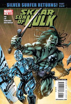 Skaar: Son of Hulk (2008-2009)#8A