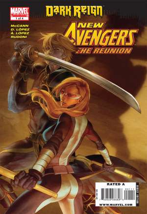 New Avengers: The Reunion (2009)#1A