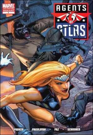 Agents of Atlas (2009)#1C