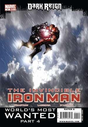Invincible Iron Man (2008-2012)#11A