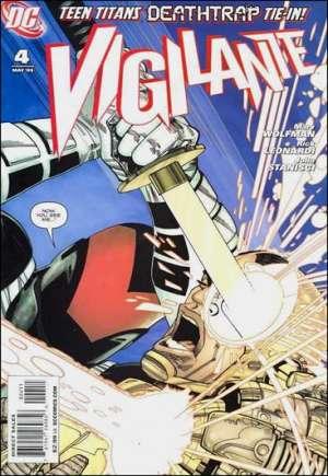 Vigilante (2009-2010)#4