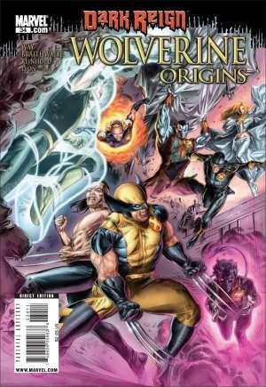 Wolverine: Origins (2006-2010)#34