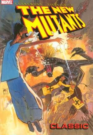 New Mutants Classic#TP Vol 4