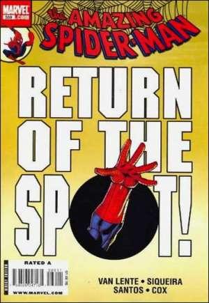 Amazing Spider-Man (1999-2014)#589