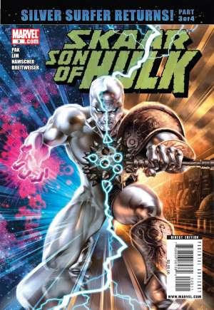 Skaar: Son of Hulk (2008-2009)#9
