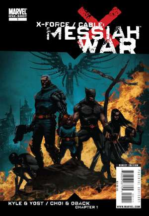X-Force/Cable: Messiah War (2009) #One-Shot A