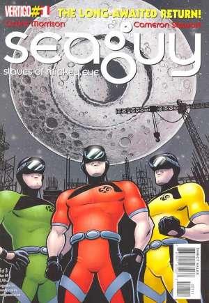 Seaguy: The Slaves of Mickey Eye#1
