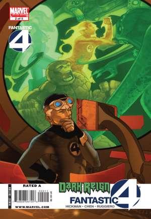 Dark Reign: Fantastic Four#2