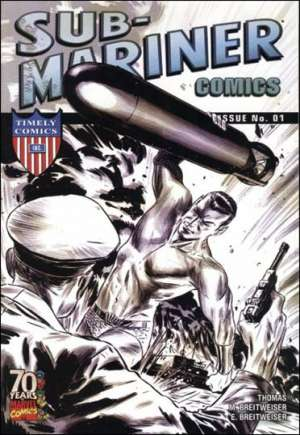 Sub-Mariner Comics 70th Anniversary Special (2009) #One-Shot C