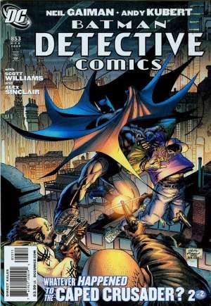 Detective Comics (1937-2011, 2016-Present)#853A