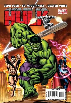 Hulk (2008-2012)#11A