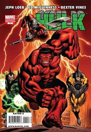 Hulk (2008-2012)#11B