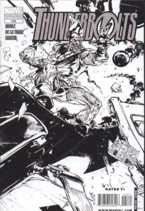 Thunderbolts (1997-2003, 2006-2012)#128D