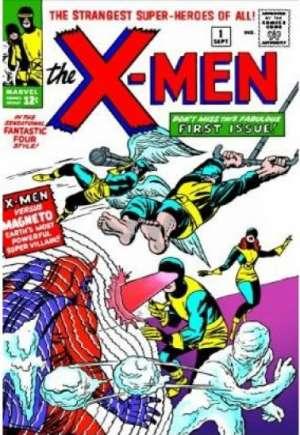 X-Men Omnibus (2009-Present)#HC Vol 1A