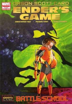 Ender's Game: Battle School#5