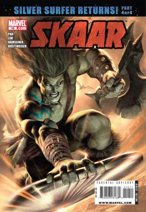 Skaar: Son of Hulk (2008-2009) #10