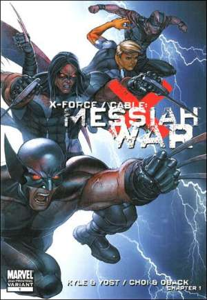 X-Force/Cable: Messiah War (2009)#One-Shot D