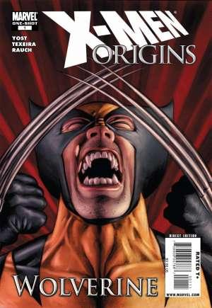 X-Men Origins: Wolverine (2009)#One-ShotB