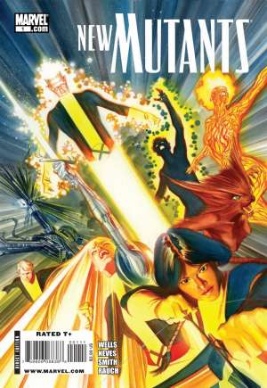 New Mutants (2009-2012)#1B