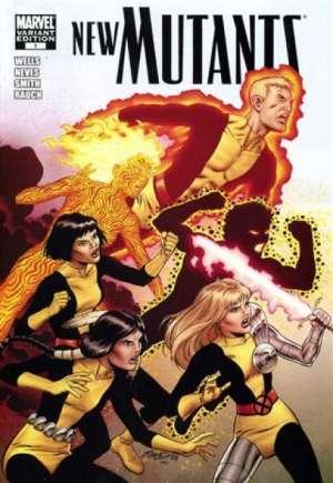 New Mutants (2009-2012)#1C