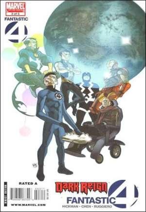 Dark Reign: Fantastic Four#3